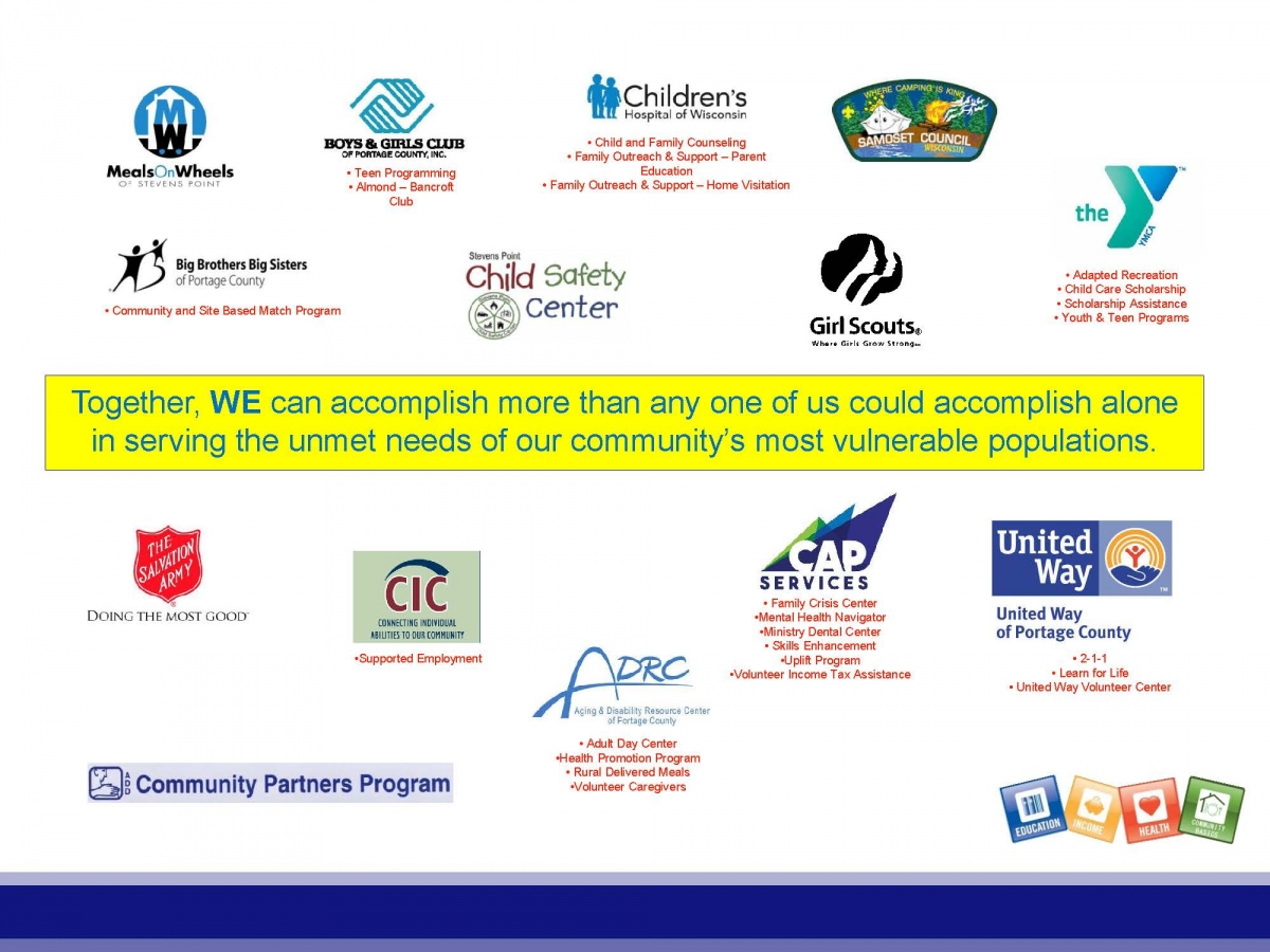Funded Programs | United Way of Portage County